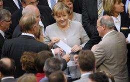 German parliament OKs genetic embryo tests (AP)