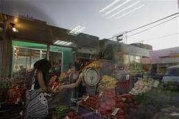 Germany upholds warning for vegetables (AP)