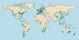 Global plant database set to promote biodiversity research and Earth-system sciences