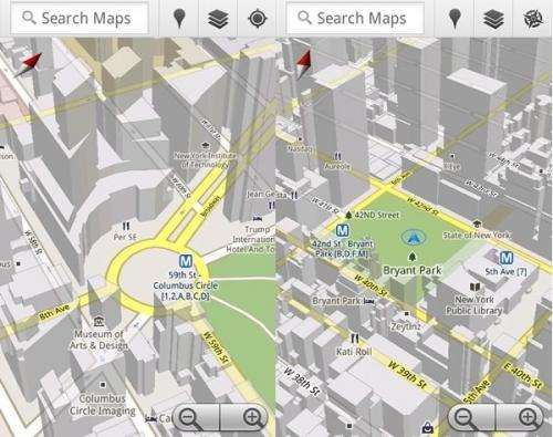 Google Maps Navigation soon to be available offline
