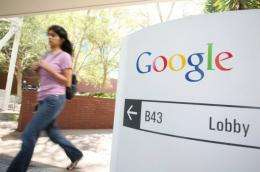 """Google placed among the top 10 """"ideal employers"""" for college students"""