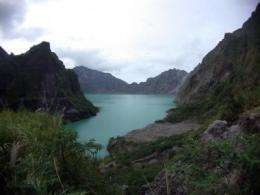 Guam researcher studies Mount Pinatubo ecosystem recovery
