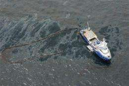 Gulf anniversary renews debate on Arctic drilling (AP)
