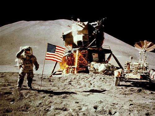 Happy 40th Anniversary, Apollo 15!