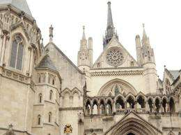 High Court in central London