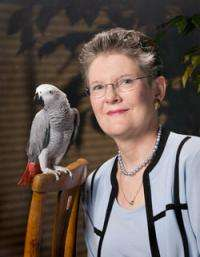 Home-reared African Grey parrots vary 'speech,' nonword sounds, in a deliberate and socially relevant way