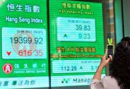 Hong Kong police arrested a 29-year-old man over a cyber attack on the city's stock exchange website