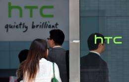HTC touts its own brand of smartphones and also makes handsets for a number of leading US companies