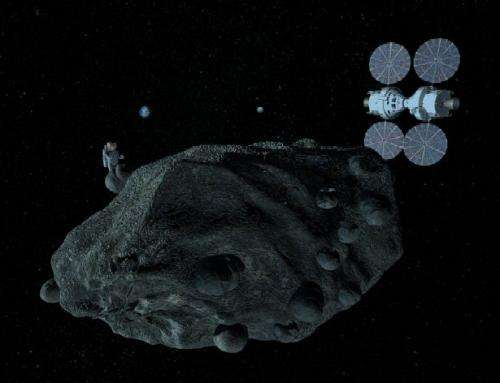 Human mission to an asteroid: Why should NASA go?