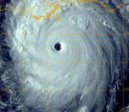 Hurricane damage to forests: Scientists study impacts on carbon cycle