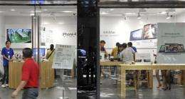 iFraud: Entire Apple stores being faked in China (AP)