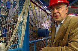 Interview: 'Next year we will see the Higgs particle - or exclude its existence'