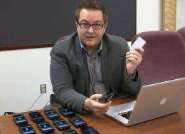 Cybersecurity breakthrough keeps sensitive data confined in physical space (w/ video)