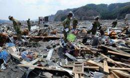 Japan plans to use a DNA database to help identify March earthquake and tsunami victims