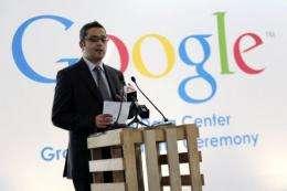 Julian Persaud, managing director of Google Southeast Asia