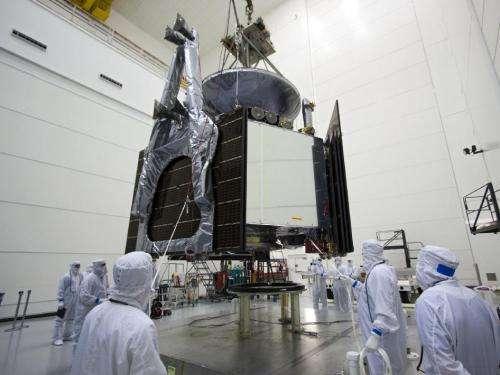 Juno processing continues in Florida
