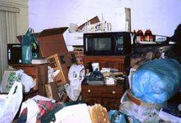 Just messy or is it hoarding? Sorting out darker reality hidden inside clutter