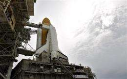 Just one flight: Impending death in shuttle family (AP)