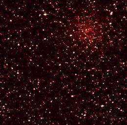 Kepler spacecraft gives astronomers a look inside red giant stars