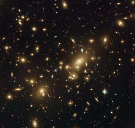 Large galaxies stopped growing 7 billion years ago