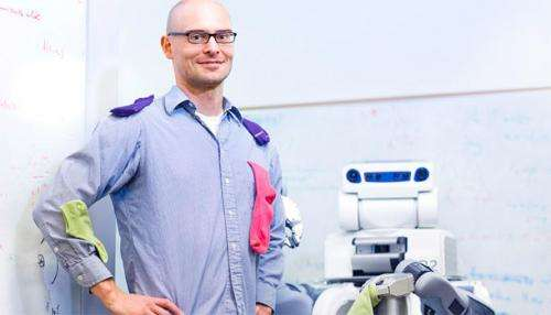 Laundry duty getting you down? Robots to the rescue!
