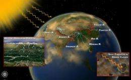 Link between air pollution and cyclone intensity in Arabian Sea