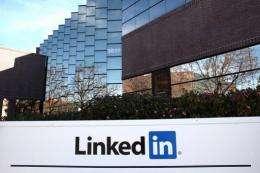 LinkedIn had 33.9 million unique US visitors in June compared with 33.5 million for Myspace