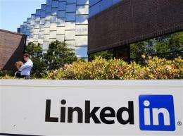 LinkedIn raises IPO ante amid high investor demand (AP)