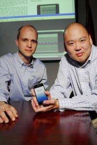 Application for iPhone may help monitor Parkinson's disease