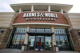 Malone's Barnes & Noble bid a bet on the Nook (AP)