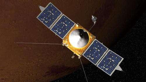 MAVEN mission completes major milestone