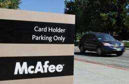 McAfee's AllAccess will offer protectiong for smartphones or tablets