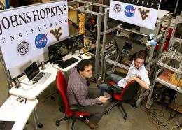 Medical Robotics Experts Help Advance NASA's 'Satellite Surgery' Project