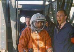 Medvedev: Space will remain a key Russian priority (AP)