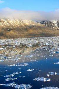 Melting ice on Arctic islands a major player in sea level rise