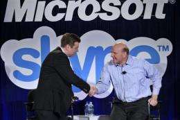 Microsoft deal should vastly expand reach of Skype (AP)