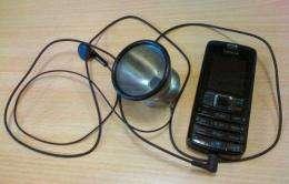 Mobile phones offer heart lifeline