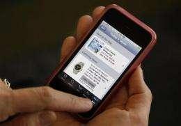 Mobile shopping: More buzz than buy so far (AP)