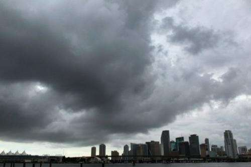 More extreme weather is expected in the coming months