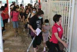 Mutated scarlet fever fuels Hong Kong outbreak (AP)