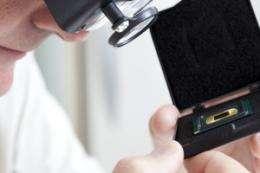 Nanowire electronics: Seamless memory