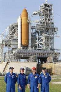 NASA's Final 4: Fate grants them farewell flight (AP)