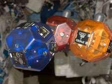 NASA's smartphone-powered satellite