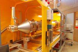 New beamline at MAX II opens for research
