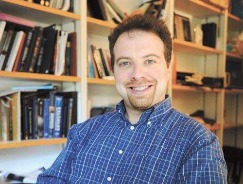 Nobel winner Adam Riess