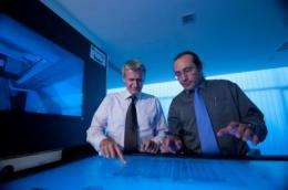 NTU unveils newest 3-D technologies for real-world applications
