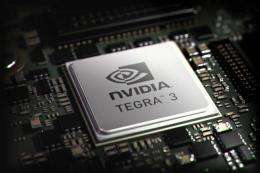 Nvidia quad-core chip stokes tablet wars
