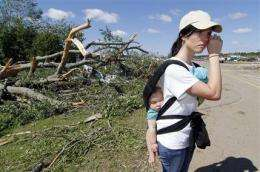 NWS: NE Mississippi tornado was highest-rated EF-5 (AP)