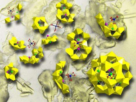 Recipe for radioactive compounds aids nuclear waste and fuel storage pools studies
