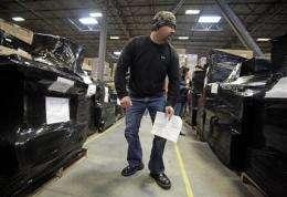 Overstock.com unloads goods at Utah auction (AP)